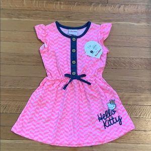 NWT Hello Kitty dress